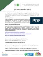 Public Health Campaigns 2018.docx