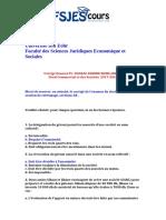 Examens-droit-commercial-et-des-sociétés-s4-corrigé