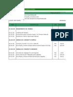 Data s10 Costos y Presupuestos Sesion 3 Tarea 1.2