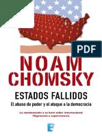 Chomsky Noam. Estados Fallidos..pdf