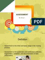 Ppt Assessment b.ing