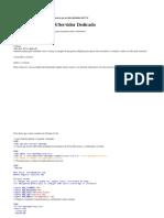 Manual VPN Em VPS Servidor Dedicado
