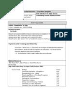 ued496 vanzyl joanne content knowledge in interdisciplinary curriculum artifact1