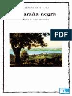 Jeremias Gotthelf - La Arana Negra