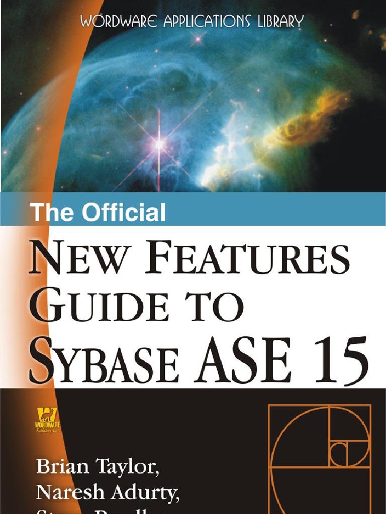 Newfeaturesidebasee15 Database Index Databases