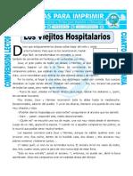 Ficha Los Viejitos Hospitalarios Para Cuarto de Primaria