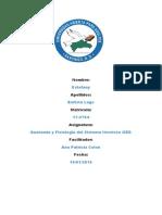 Tarea 1 - Anatomia y Fisiologia Del Sistema Nervioso MED