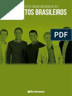2018-2019 - Lista Quartetos Brasileiros