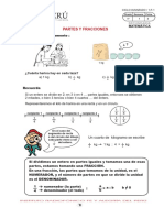 FRACCION Matemática