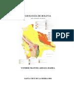 225961238 Geologia de Bolivia