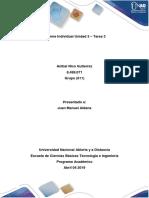 Guía de Actividades y Rúbrica de Evaluación - Paso 4 - Actividad Intermedia Trabajo Colaborativo Tres