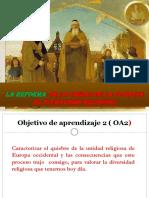 Reforma y Contra Reforma Religiosa (1)