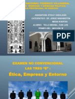 241167527 Examen Etica Las Tres e