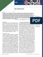 Regulation of Potassium Homeostasis