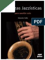 PUBLI 3 Piezas Jazzísticas (Introducción)