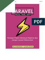 Laravel Realtime App By Muhammad Azamuddin