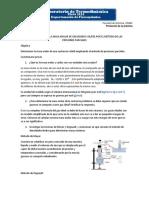 Previo Practica 5 Determinación de La Masa Molar de Un Líquido Volátil