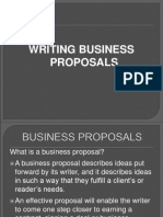 Unit 3_Business Proposal