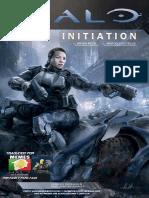 Halo initiation