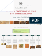 Evolución de la producción de libros