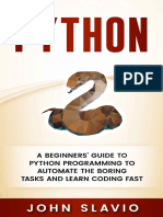 beginner guide to python programming.pdf