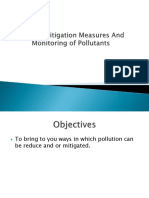 General Mitigative Measures And Monitoring ( Envi).pptx