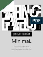 ProyectoeLe - Minimal - Dossier General