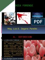 BIOLOGIA FORENSE 2013