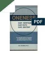 Oneness by Bill Bauman
