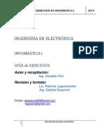 Informatica 2019