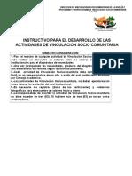 Formato Fvsc 003 Proyectos Exten