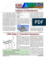 Rigid Surfaces in Ansys Workbench