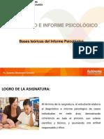 DIAGNOSTICO DE PRUEBAS PSICOLOGICAS