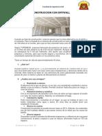 Drywall Imprimir