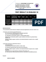 3rd PT ENGLISH 10-18-19 Item Analysis With Interpretation (1)