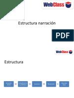 CLASE 17 estructuranarracion (1).pptx