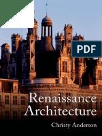 [Oxford history of art] Anderson, Christy - Renaissance architecture (2013, Oxford University Press).pdf
