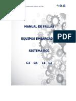 Manual de Fallas Sistema Rcc
