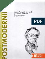 Postmodernidad - Teresa Onate.pdf