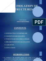 baseisolationofstructures-160507173835