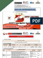 UNIDAD I ARTE Y CULTURA  5ª.docx
