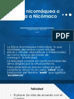 Ética nicomáquea o Ética a Nicómaco.pptx