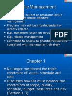 Pmp Change