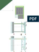 detaliu plafon barisol