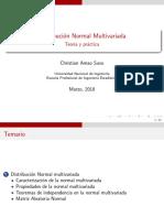 2.- Normal Mutivariada
