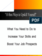 10 Best Ways to Up Skill