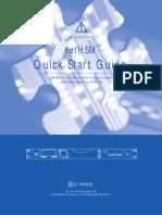 NetHSM Quick Start Guide