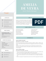 Example Creative Resume