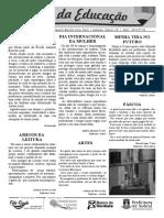 Jornal Da Educacao 04 Mai 2013 Fece Sobral