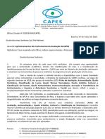 Ofício Circular no 2/2019-DAV/CAPES
